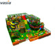 Huaxia Forest Theme Park Kids Soft Play Adventure Indoor Playground Equipment