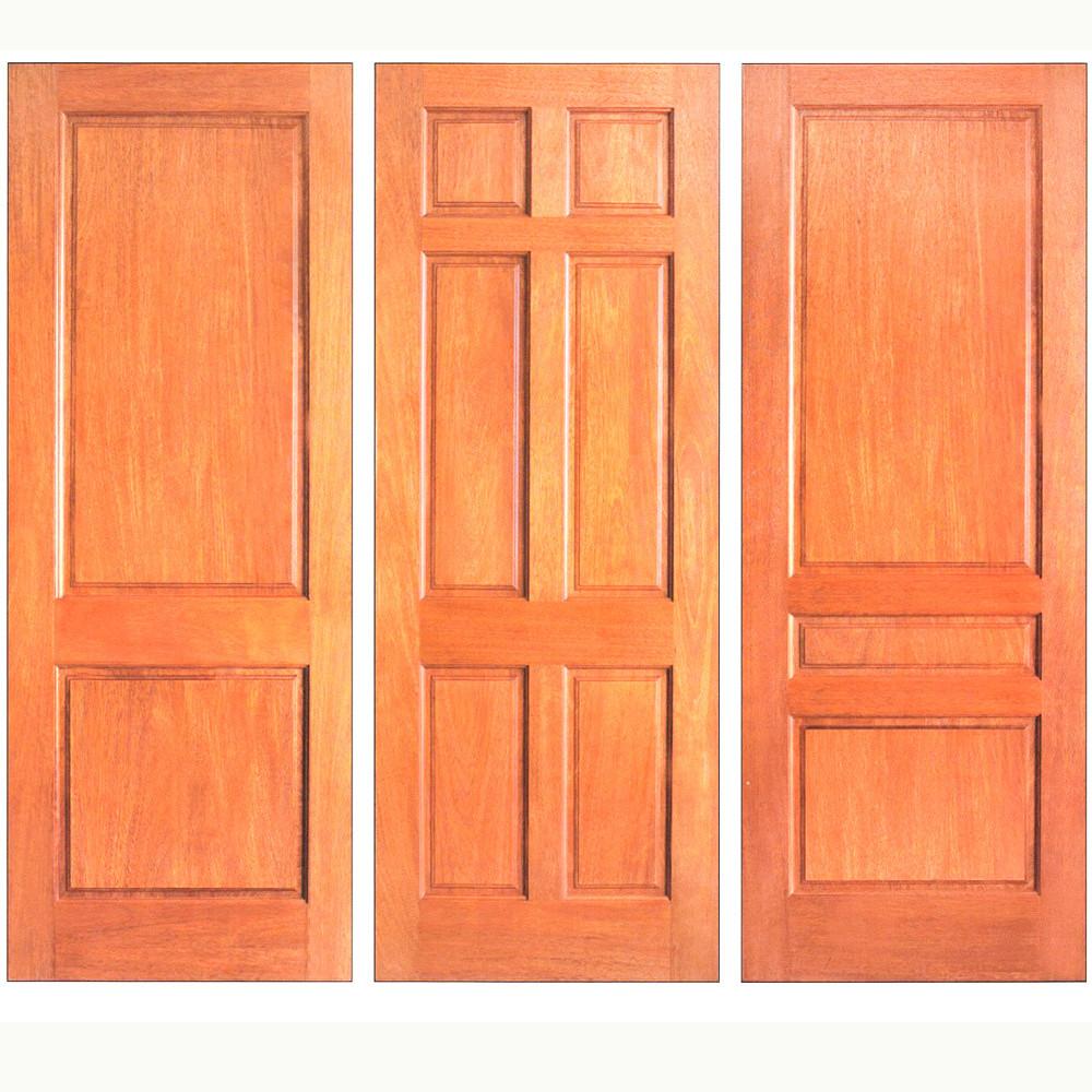 Door models alphi serie for Teak wood doors manufacturers