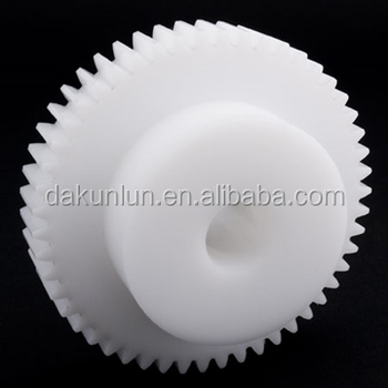 Customized Nylon Spur Gear