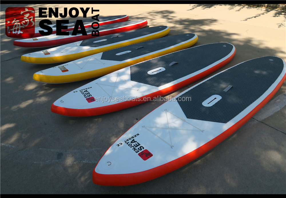 Popular Water sport board ,inflatable stand up paddle board race board with aluminum paddle