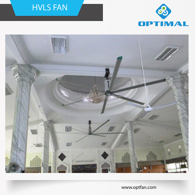 OPT 16ft hvls fan with best price