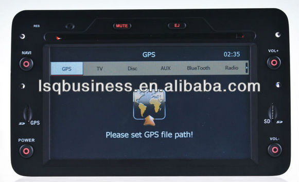 LSQ Star Car Central Multimedia For Alfa Romeo 159 With Gps Bluetooth Radio Tv Rds Canbus New Hot