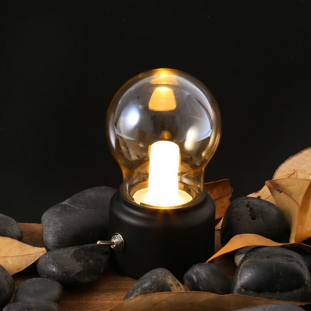 USB Charging Light Bulb Night Light