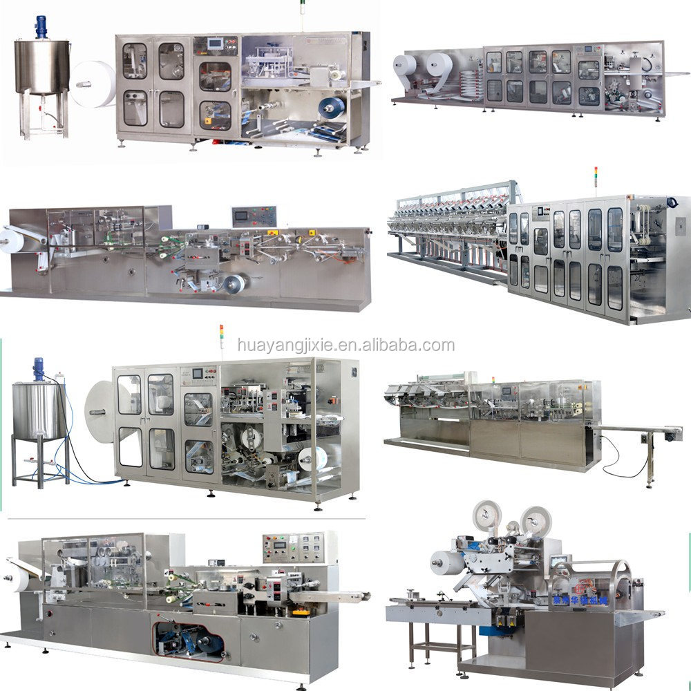 Hy-2700+hy-360 High Speed Wet Wipes Manufacturing Machine - Buy Auto Wet  Wipes Manufacturing Machine,Auto Wet Wipes Manufacturing Machine,Auto Wet