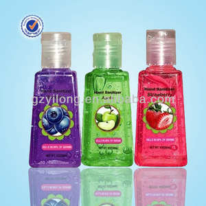 Hand Sanitizing Gel holders With Fragrance Scented Mini Sanitizer 1 oz