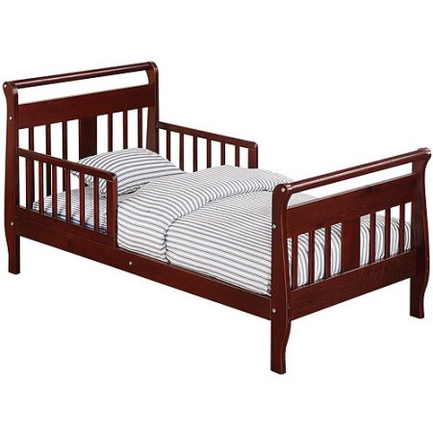 Baby Relax Sleigh Toddler Bed Cherry