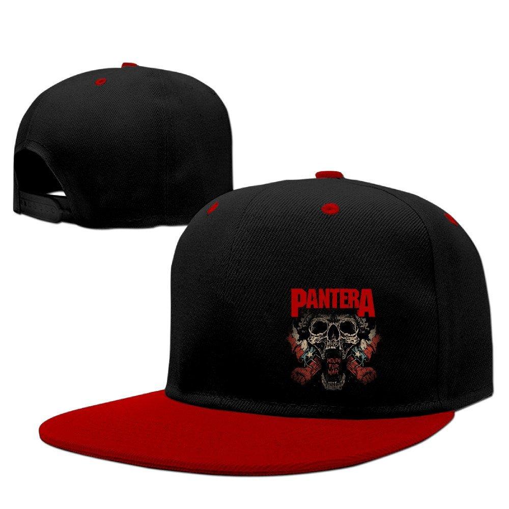 6d4b0d24f9b Buy Snapback Cotton Baseball Caps Hat Pantera Heavy Metal Band in ...