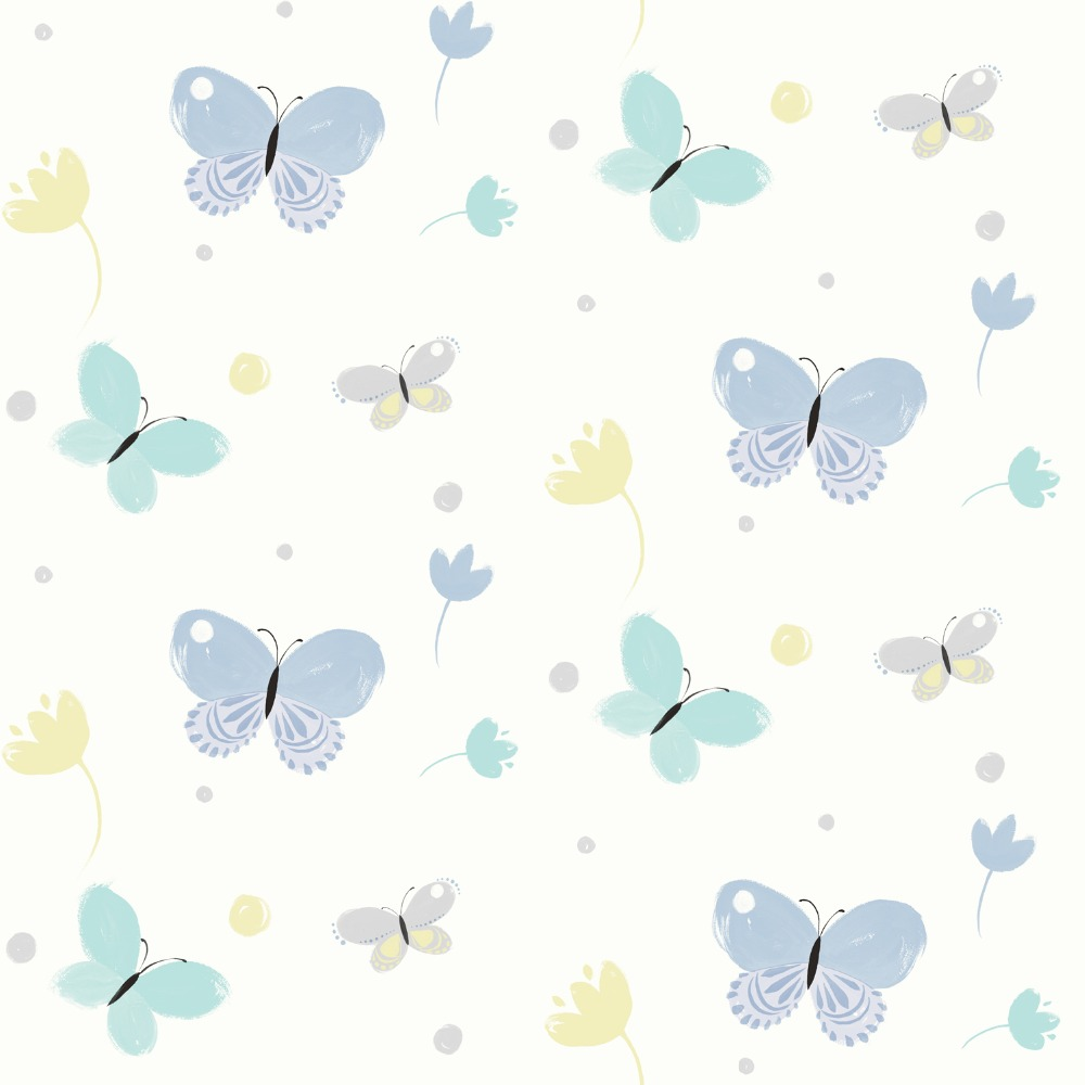 Butterfly Design In Room