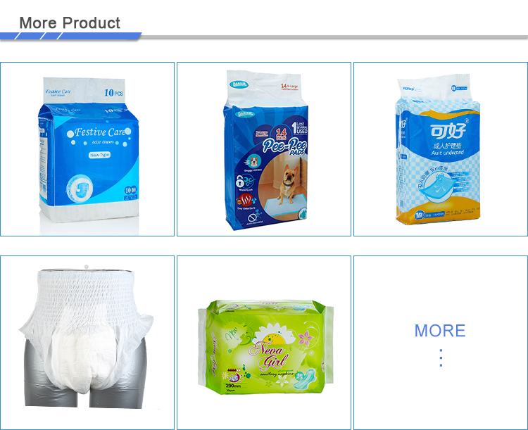 Hot sale cheap disposable adult diaper incontinence super soft high absorption adult diaper