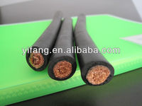 Rubber cable 70mm2, 70mm welding cable