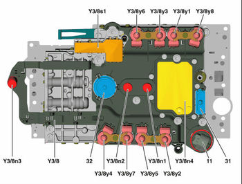 722 9 Control Unit Tcm/tcu 7g Tronic Module Plate For Mercedes Benz  Automatic Transmission - Buy 0335456632 0335457332 0335456732  0034460310,Vgs 7g
