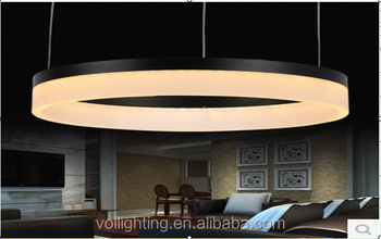 Big ring design d120150cm round acrylic pendant lightled ceiling big ring design d120150cm round acrylic pendant lightled ceiling light aloadofball Gallery