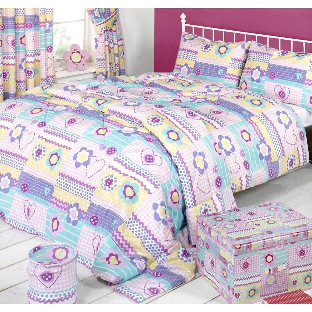 vantona set zoom duvet pillowcase by catherine quilt patchwork products vintage cover and