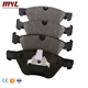 Our Company Supplies Global Customer With Various Terrain Semi-metallic Brake Pad for Bmw 3 Series E90 320I