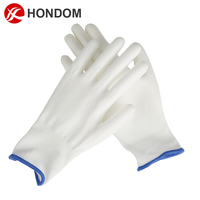 Chinese Import Sites Pu Coated Work Gloves