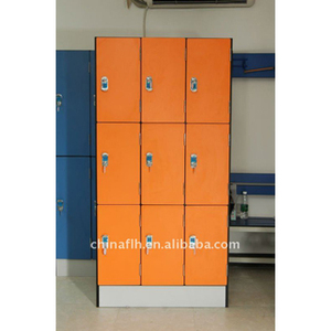 Indoor And Outdoor Compact Laminate Hpl Wall Wardrobe Safe Locker
