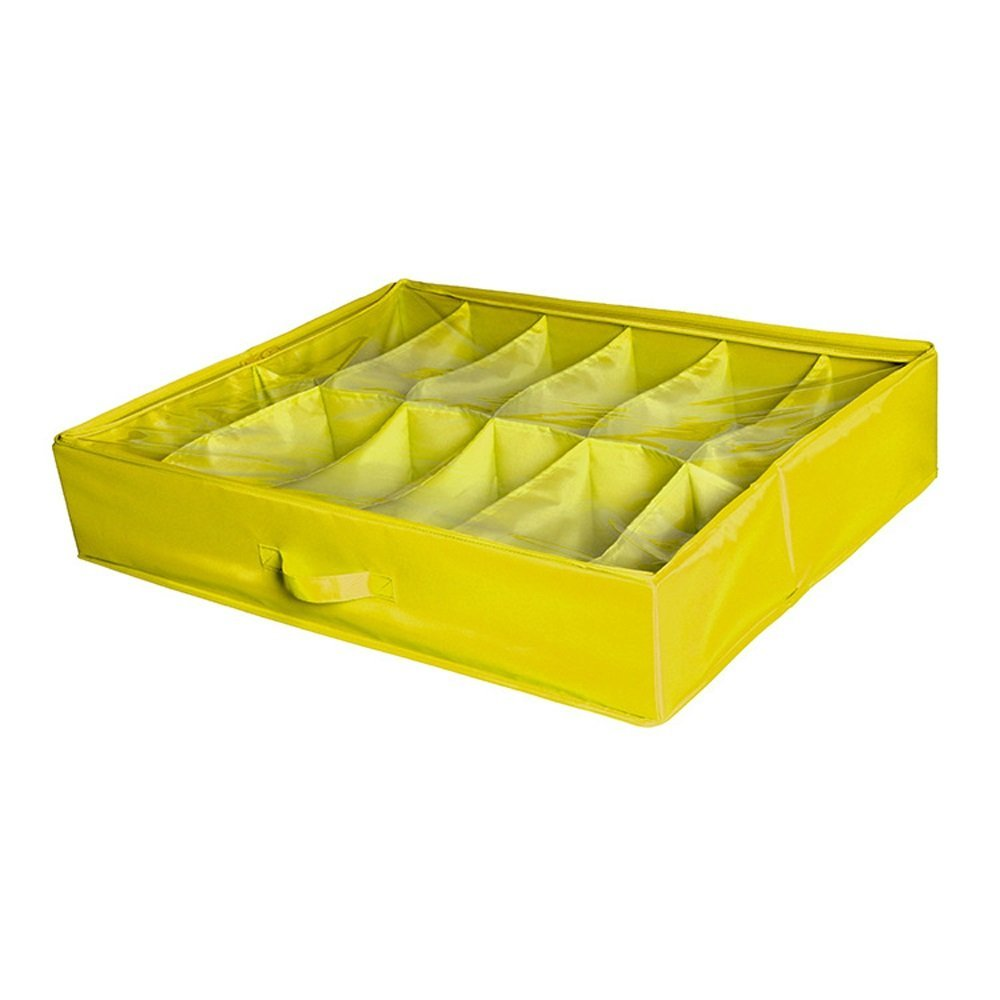 Sturdy Underbed Shoe Storage.Buy Under Bed Shoe Organizer With Cover Tune Up 12