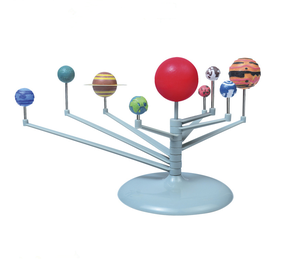 Assemble and Decorating Learning Educational Planets System Toy,planets system kit