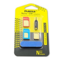 PNGXE guangzhou wholesale 5 in 1 multi-function usb sim card adapter for all mobile phone