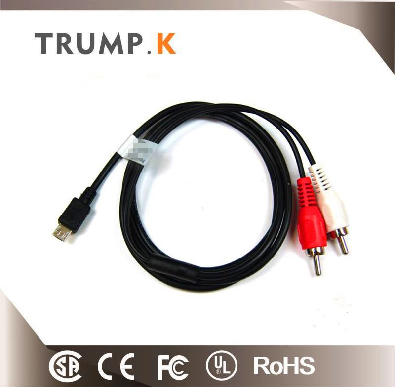 Micro Usb To Rca Cable, Micro Usb To Rca Cable Suppliers and ...
