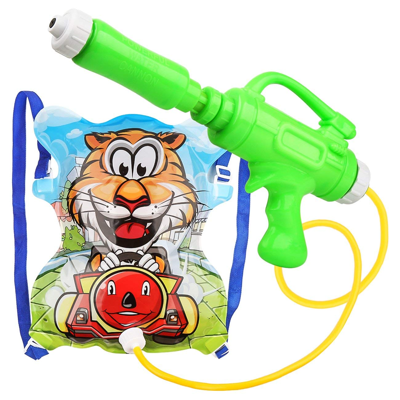Backpack Water Gun , Water Blaster, Children Outdoor Water Toy, Beach Toy, Summer Toys, Swimming Pool Toy, Bath Toy for Kids Gifts