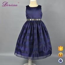 547b05e98c595 2017 NEW DESIGN Baby Girls Birthday Dresses Kids Party Jacquard Paillette  Wedding Dresses Frock Design For