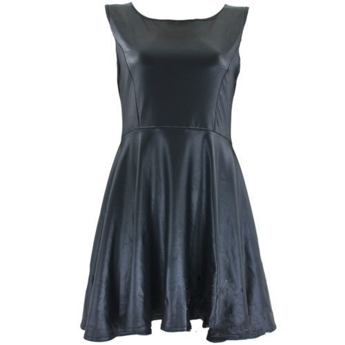c8c73aa44e Get Quotations · 7XL Plus Size Summer Style Women Pencil Club Midi Skirt  Faldas Short Black Sleeveless O-