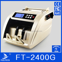 Intelligent bill counter money counter machine currency counter world