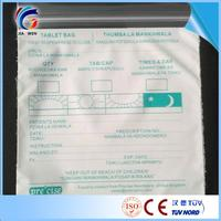 Hot selling wholesale plastic bags product baggies die cut plastic bag for cleaning