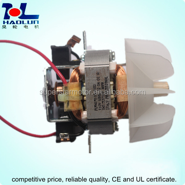 hair dryer fan motor 5415
