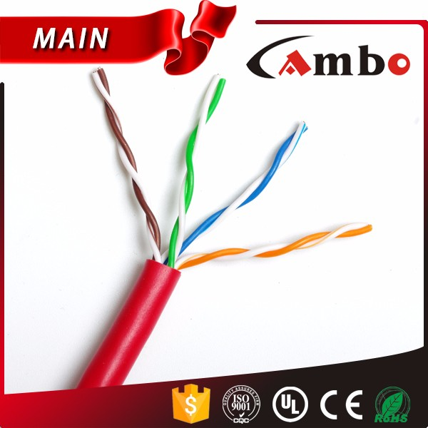 network Ethernet Cable cat5e color code for lan cable 350Mhz