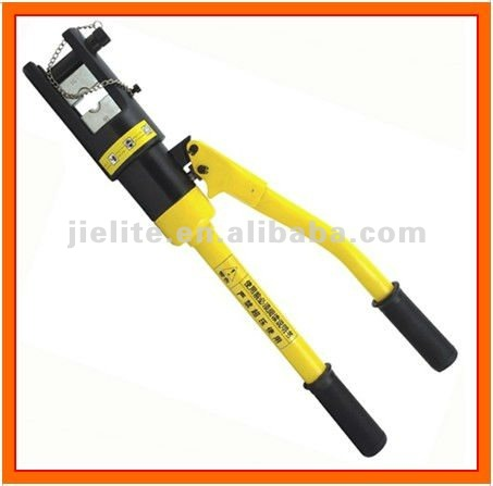 Quick Hydraulic Pressure Electrical Cable Wire Crimping Pliers - Buy ...