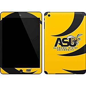 Alabama State University iPad Mini (1st & 2nd Gen) Skin - Alabama State Hornets Vinyl Decal Skin For Your iPad Mini (1st & 2nd Gen)