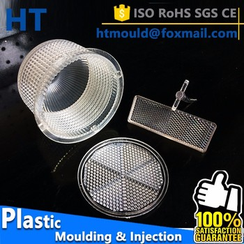 Motorcycle Reflector Injection Plastic Parts,Custom Plastic Injection Mold  For Custom Motorcycle Parts - Buy Plastic Mold Making,Injection Plastic