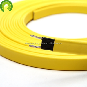 self-regulating heating cable for pipe defrosting and freeze protection