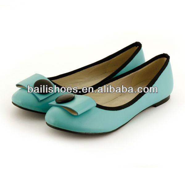 2013 Hot-sale Ladies Shoes New Design,Flat Shoes.leather Shoes ...
