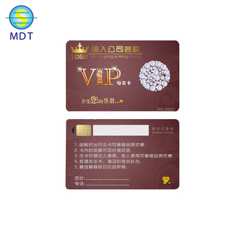 Mdt Wholesale business card in plastic pvc credit card  membership card