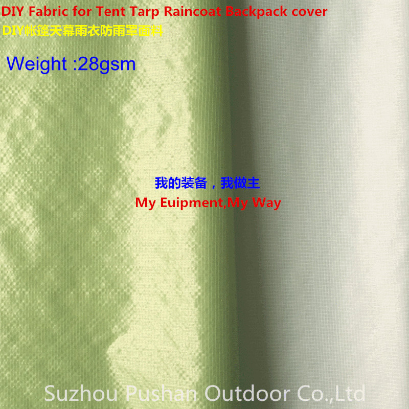 Silicone Nylon Tarp 48