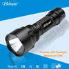 900 Lumens High Power Manual Rechargeable Flashlight