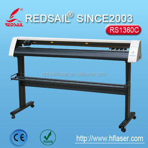 REDSAIL RS1360C cutting plotter can be used for clothing processing output equipment drawing can replace the plotter.