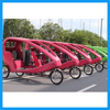 Heavy Loading 3 Wheels Passenger Taxi Motorcycle Trike Sale