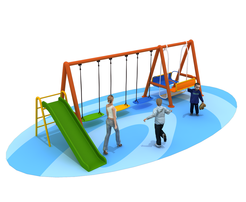 Slide And Swing Set Playground Metal Outdoor Kids Swing Sets Buy Slide And Swing Set Playground Metal Swing Sets Swing Sets Product On Alibaba Com