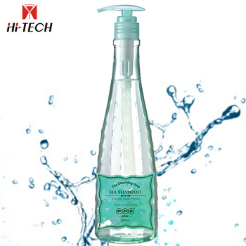 Best price Eco Friendly and Skin Friendly Silicone - free hyaluronic acid acid balanced shampoo