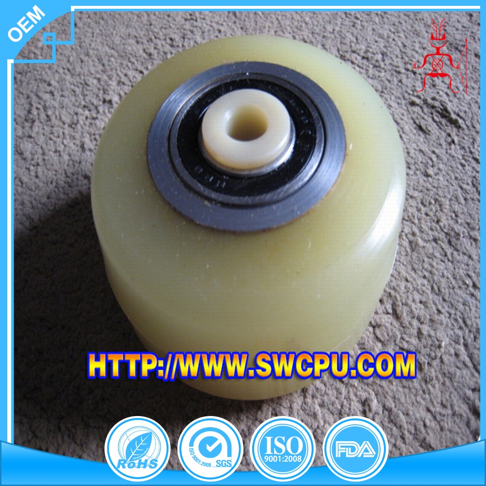 Customized injected wheels/ plastic wheels for toys