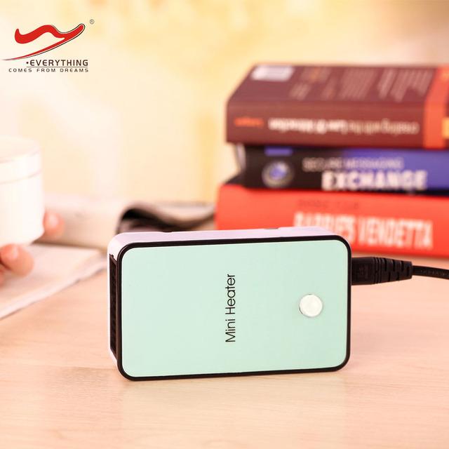 Best Selling Portable Mini Electric Ptc Room Fan Heater