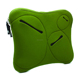 Neoprene fabric computer laptop sleeve bag without zipper
