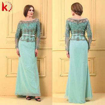 Evening muslim dress