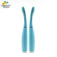 USB Rechargeable Adult Deep Cleansing Waterproof Silicone Sonic Electric Toothbrush