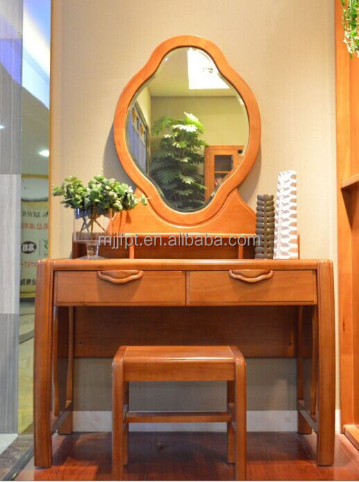 Wooden Dressing Table With Modern Designs Wooden Dressing Table