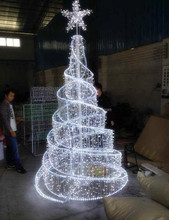 spiral lighted christmas tree spiral lighted christmas tree suppliers and manufacturers at alibabacom - Spiral Lighted Christmas Tree